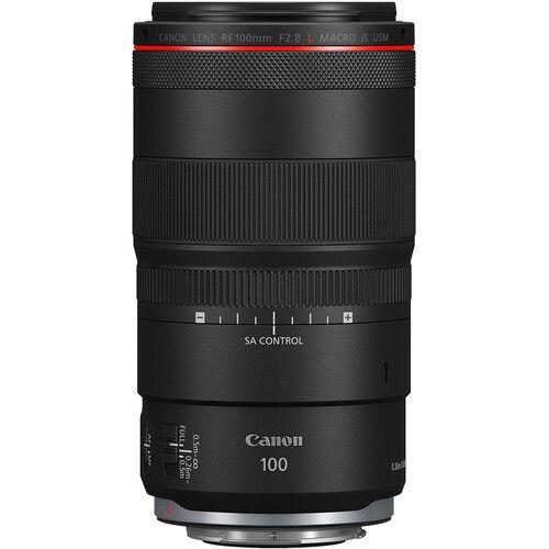 Lente Canon RF 100mm f/2.8L Macro IS USM