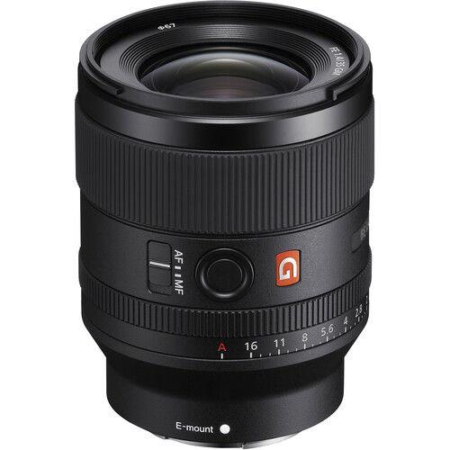 Lente Sony FE 35mm f/1.4 GM