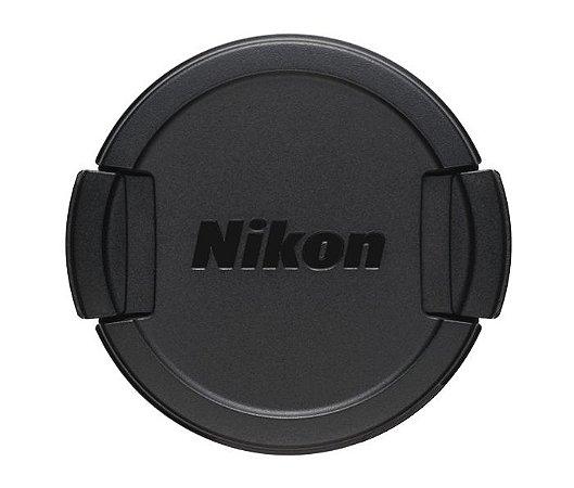 Tampa da lente Nikon LC-CP31 para câmeras Nikon COOLPIX L840 / COOLPIX B500