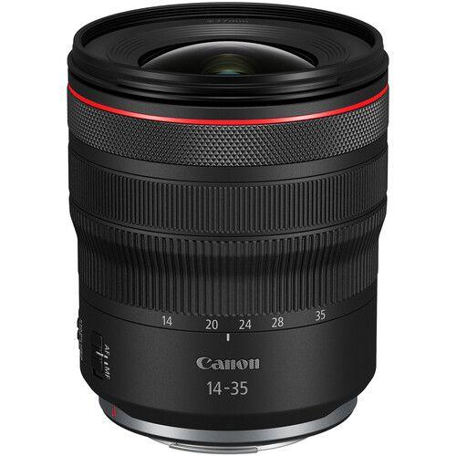 Lente Canon RF 14-35mm f/4L IS USM