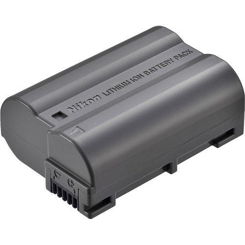 Bateria recarregável Nikon EN-EL15a para câmeras Nikon D500 / D610 / D7100 / D7500 / D810 / D750