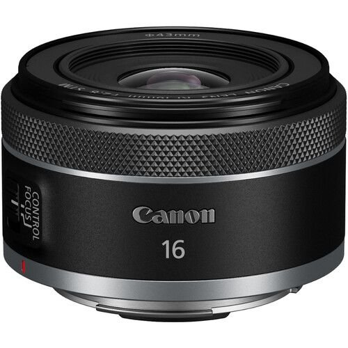 Lente Canon RF 16mm f/2.8 STM