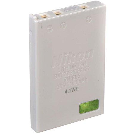 Bateria Nikon EN-EL5 para câmera COOLPIX P90 / P100 / P500 / P510 / P520 / P530 / P6000