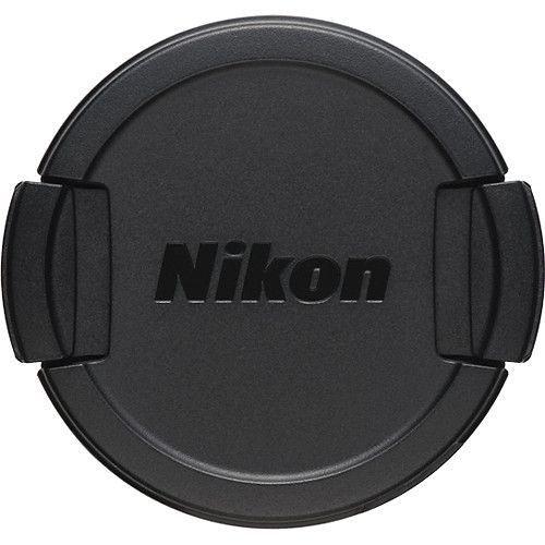 Tampa da lente Nikon LC-CP25 para câmeras Nikon COOLPIX L810 / L310 / L320 / L330 / L340
