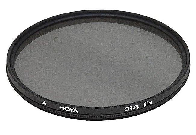 Filtro 77mm Polarizador Circular HOYA CIR-PL Slim Frame
