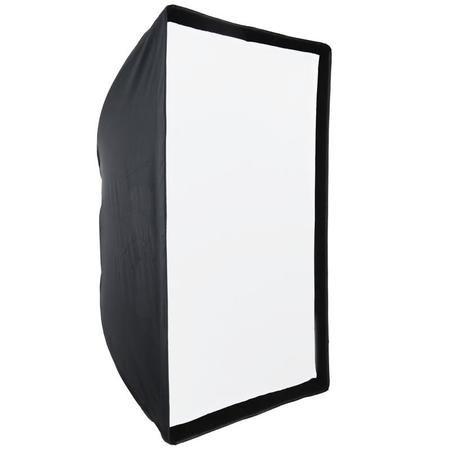 Softbox Universal 60 x 90cm para ser fixado em tripés de iluminação GREIKA SB1010-6090 (60X90CM)