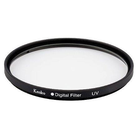 Filtro 67mm proteção UV diâmetro de 67mm Kenko Digital Filter