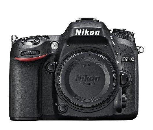 Câmera Nikon D7100 Apenas o Corpo