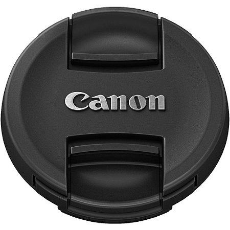 Tampa de Lente Canon 58mm Lens Cap E-58