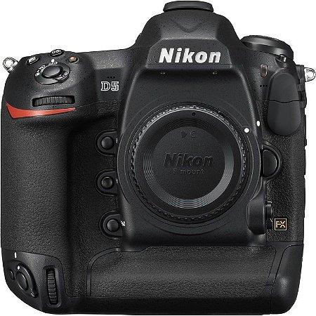 Câmera Nikon D5 Apenas o Corpo