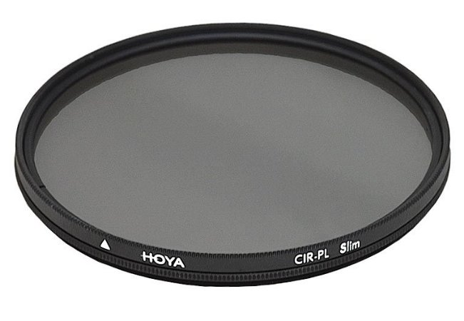 Filtro 82mm Polarizador Circular Hoya 82mm CIR-PL SLIM FRAME