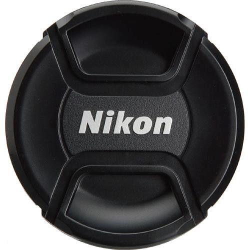 Tampa da Lente Nikon LC-77 tamanho 77mm