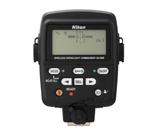 Unidade de Comando Speedlight Sem Fio Nikon SU-800 - wireless speedlight commander