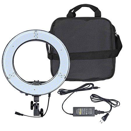 Iluminador Ring Led Light 35cm RL12