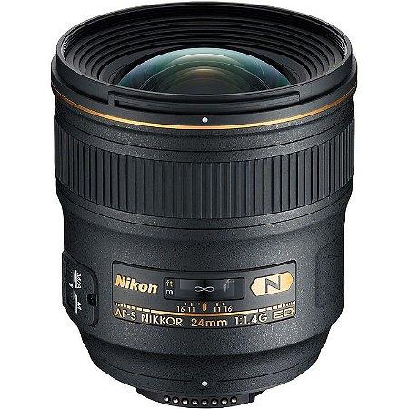 Lente Nikon AF-S NIKKOR 24mm f/1.4G ED