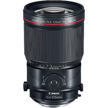 Lente Canon TS-E 135mm f/4L Macro Tilt-Shift