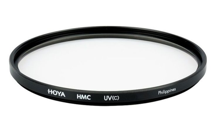 Filtro 55mm UV (C) Hoya HMC Multicoated Slim Frame