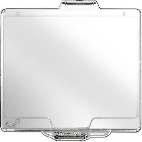 Capa protetora Nikon BM-14 LCD Monitor Cover para câmeras Nikon D600 / D610