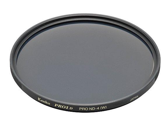 Filtro 72mm Densidade Neutra ND8 Kenko PRO1 Digital ND8 (w) Low Profile Frame (72mm)