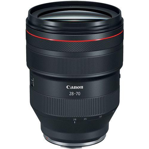 Lente Canon RF 28-70mm f/2L USM