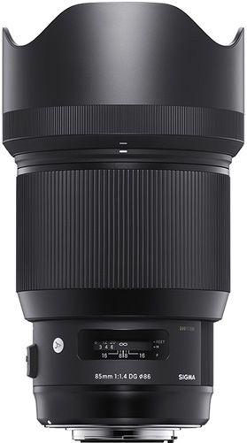 Lente Sigma 85mm f/1.4 DG HSM Art para Câmeras Canon EOS