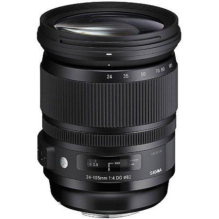 Lente Sigma 24-105mm f/4 DG OS HSM Art para Câmeras Canon EOS