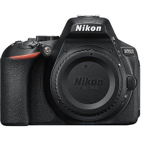 Câmera Nikon D5600 Corpo
