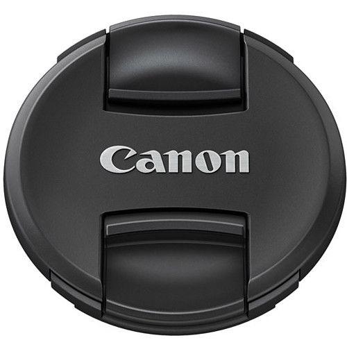 Tampa de Lente Canon E-55 II 55mm Lens Cap