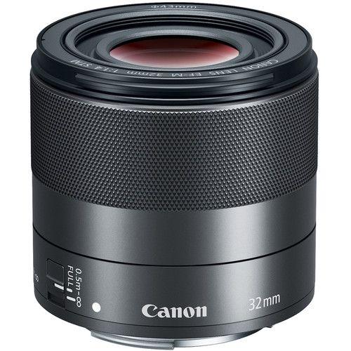 Lente Canon EF-M 32mm f/1.4 STM