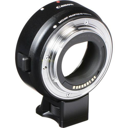 Adaptador Canon EF-M Lens Adapter Kit para Lentes Canon EF