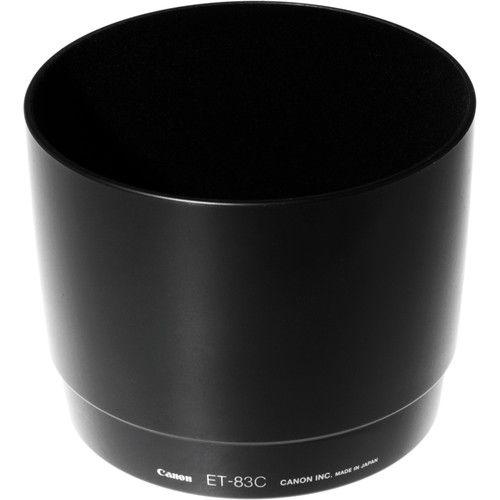 Parasol Canon ET-83C para Lente Canon EF 100-400mm f/4.5-5.6L IS