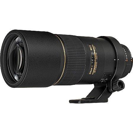 Lente Nikon AF-S NIKKOR 300mm f/4D IF-ED