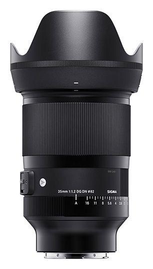 Lente Sigma 35mm f/1.2 DG DN Art para Câmeras Sony E