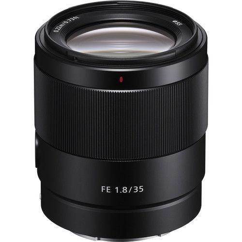 Lente Sony FE 35mm f/1.8