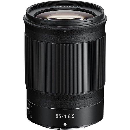 Lente Nikon NIKKOR Z 85mm f/1.8 S