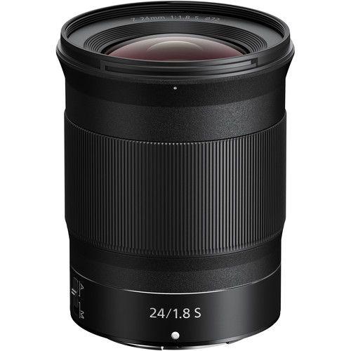 Lente Nikon NIKKOR Z 24mm f/1.8 S