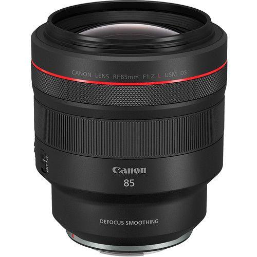 Lente Canon RF 85mm f/1.2L USM DS