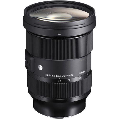 Lente Sigma 24-70mm f/2.8 DG DN Art para Câmeras Sony E