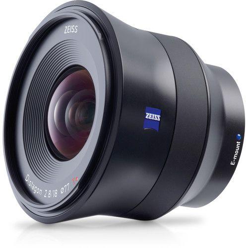 Lente ZEISS Batis 18mm f/2.8 para Câmeras Sony E