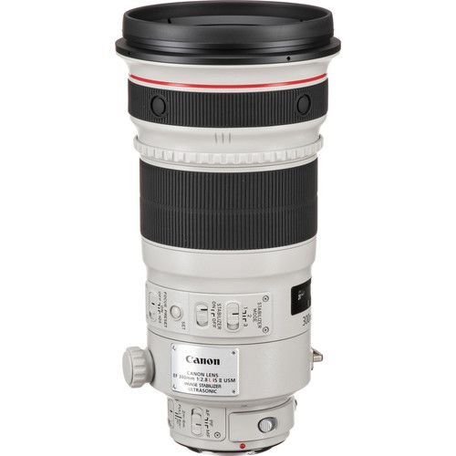 Lente Canon EF 300mm f/2.8L IS II USM