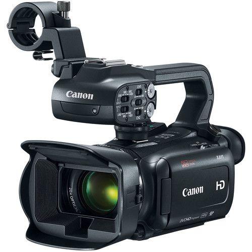 Câmera Canon XA11 de Vídeo Profissional Ultracompacta Full HD