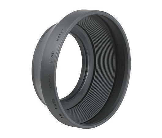 Parasol Nikon HR-2 para Lentes AF 50mm f/1.8D e AF 50mm f/1,4D