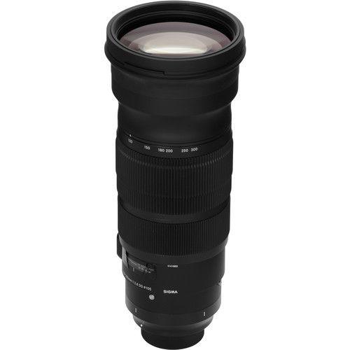 Lente Sigma 120-300mm f/2.8 DG OS HSM Sports para Câmeras Canon