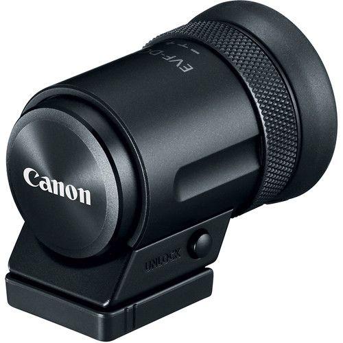 Visor Canon EVF-DC2 Electronic Viewfinder para EOS M6 Mark II Mirrorless