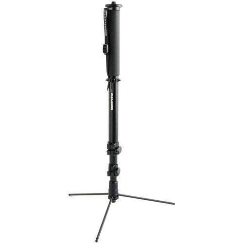 Monopé Manfrotto 682B Pro Self Standing carga máxima 12kg, altura máxima 172cm, fechado 69cm