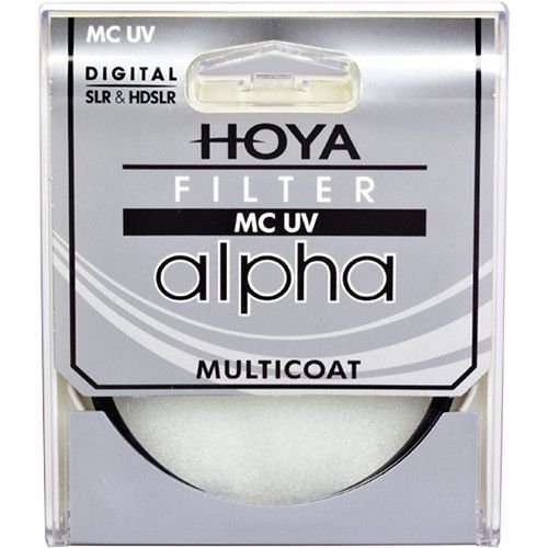 Filtro Hoya 67mm alpha MC UV Filter