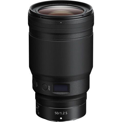 Lente Nikon NIKKOR Z 50mm f/1.2 S
