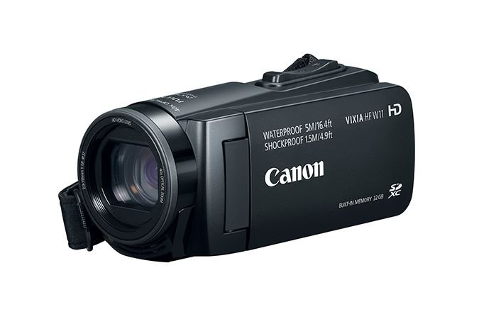 Câmera Canon VIXIA HF W11