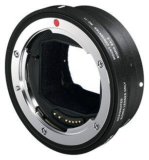 Adaptador de lentes Sigma MC-11 Mount Converter encaixe Canon EF para encaixe Sony E