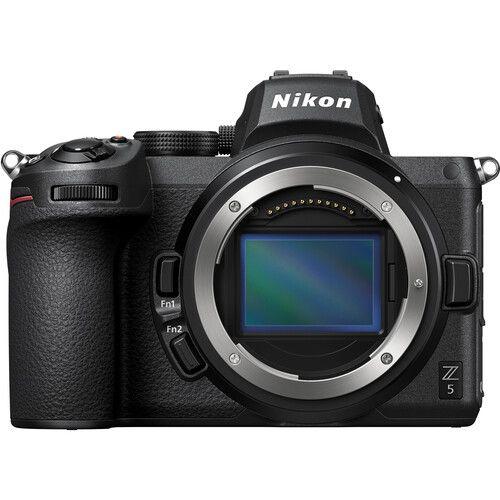 Câmera Nikon Z 5 Kit com Lente Nikon NIKKOR Z 24-50mm f/4-6.3